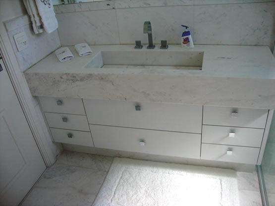 Luiza Valentine  Ambientes Planejados  Banheiro Planejado -> Gabinete De Banheiro Planejado Valor
